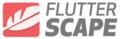 Flutterscape_logo